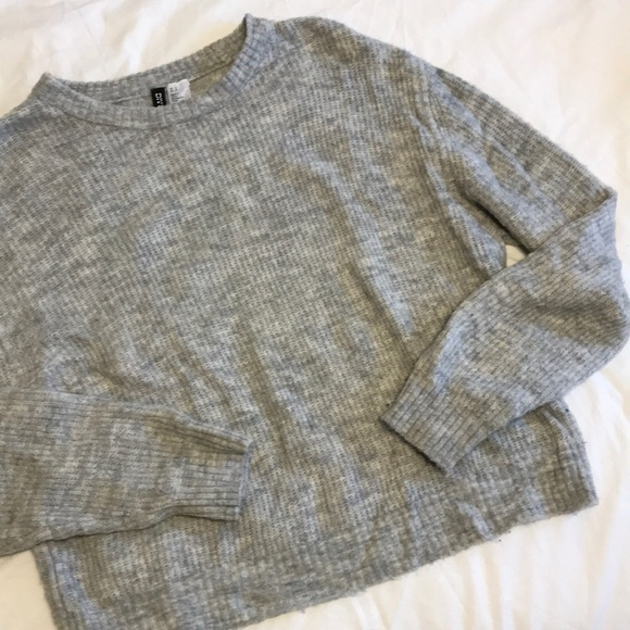 *3 for 27* Grey H&M sweater